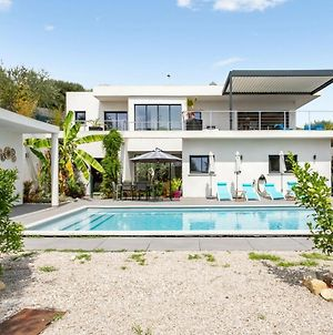 Splendid Villa With Pool And Seaview 20 Min Away From Nice Center - Welkeys photos Exterior