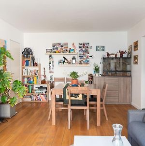 Beautiful Bright Appartment In Belleville photos Exterior