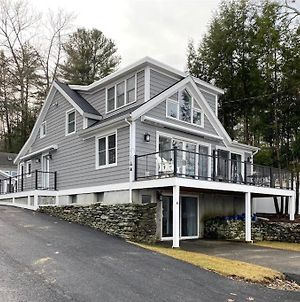 Picturesque Lakefront Retreat At Spofford Lake, Sleeps 10 photos Exterior