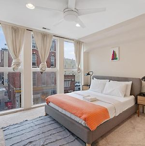 Bright 1Br With Large Windows In Old City photos Exterior