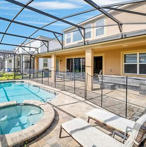 Near Disney - 9Br Resort Mansion - Private Pool, Hot Tub And Bbq! photos Exterior
