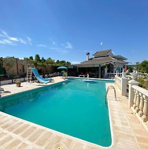 Villa With 2 Bedrooms In Turis With Private Pool Furnished Terrace And Wifi 30 Km From The Beach photos Exterior