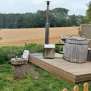 Norwell View Farm Glamping With Hot Tubs photos Exterior