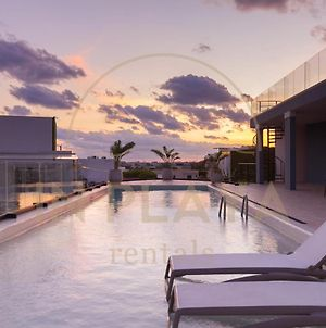 Beautiful Studio With Kitchen Aircon Gym Pool Ocean View From The Rooftop photos Exterior