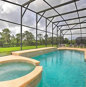 Spacious Kissimmee Family Home With Game Room! photos Exterior