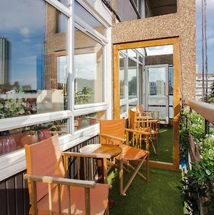 Bright 2 Bedroom Flat In Elephant And Castle With Balcony photos Exterior