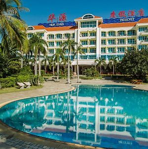 Huayuan Hot Spring Seaview Resort photos Exterior