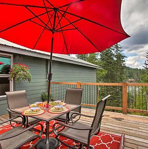 Bring Your Boat! Coeur Dalene Home Near Lake photos Exterior
