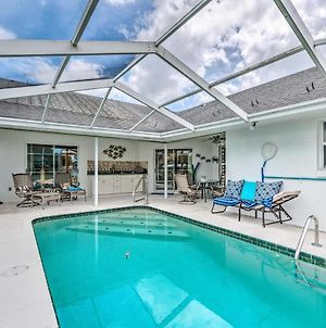 Waterfront Home With Dock, Kayaks, Pool And More! photos Exterior
