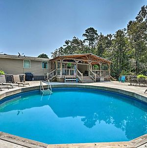 Pet-Friendly Broken Bow Home With Private Pool! photos Exterior