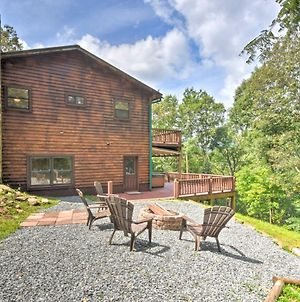 Marble Getaway With 2-Story Deck Walk To River photos Exterior