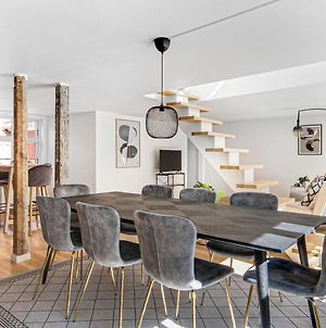 Fantastic Bright Apartment With A Balcony In The Heart Of Copenhagen photos Exterior