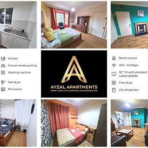 3 Bedroom Apt By Ayzal Apartments Short Lets & Serviced Accommodation - Wifi & Parking photos Exterior