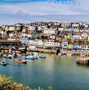 Quarterberth - Luxury Dog Friendly Home In Brixham Harbour With Great Sea Views photos Exterior