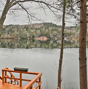 Waterfront Home On Lake Sunapee With Private Dock! photos Exterior