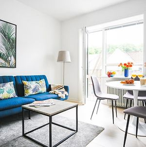 Bright 1-Bedroom Apartment In The Heart Of Roskilde photos Exterior