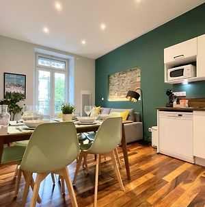 Charming Renovated 2021 T3 Flat In The Heart Of Grenoble #Cd photos Exterior