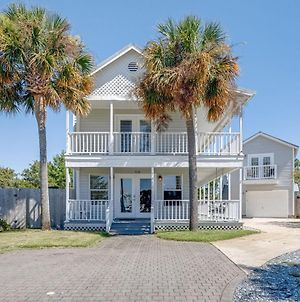 New 4Br House With Private Pool In Navarre photos Exterior