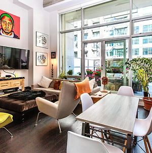 Downtown Luxe Condo With A Huge Patlo And High Ceilings photos Exterior