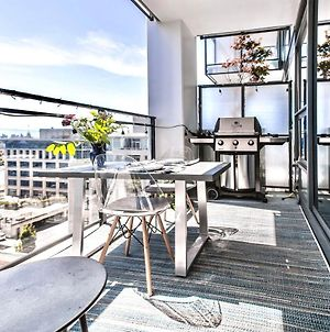 Brand New Monthly Rental Fully Furnished Sulte In Downtown Victoria photos Exterior