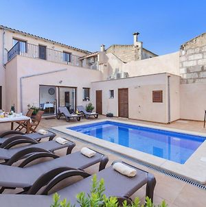 Sa Placeta New Reformed Large Town House With Pool photos Exterior
