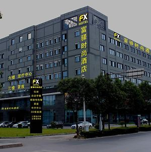 Fx Hotel Yangzhou At Slender West Lake photos Exterior