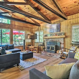 Quiet Arnold Cabin With Fire Pit - Dogs Welcome photos Exterior