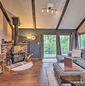 Tannersville Townhome With Deck Less Than 1 Mi To Ski! photos Exterior