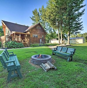 Dover Home With Fire Pit, Patio And Lake Access! photos Exterior