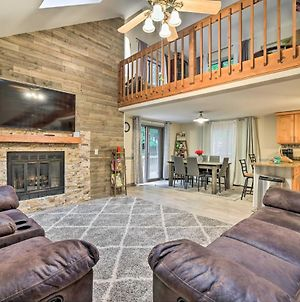 Homey Arrowhead Lake Resort Abode With Fire Pit photos Exterior