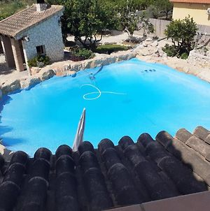 House With 3 Bedrooms In Oliva With Wonderful Mountain View Private Pool Enclosed Garden 2 Km From The Beach photos Exterior