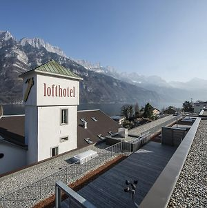 Lofthotel Walensee photos Exterior