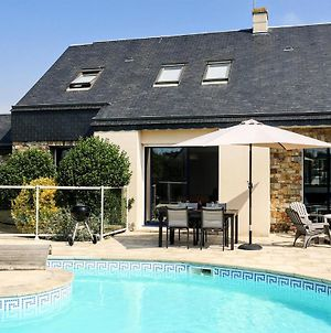 Beautiful Home In Saint-Germain-Sur-Ay With Wifi, Outdoor Swimming Pool And Heated Swimming Pool photos Exterior
