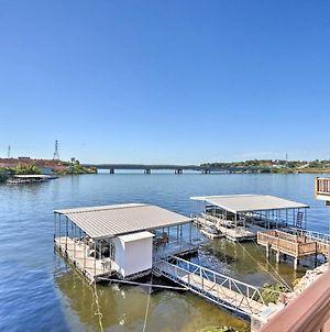 Lakefront Home With Dock, Boat Slip And Views! photos Exterior