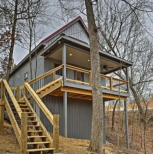 Cozy East Bernstadt Cabin With Porch, Fire Pit And Pond photos Exterior