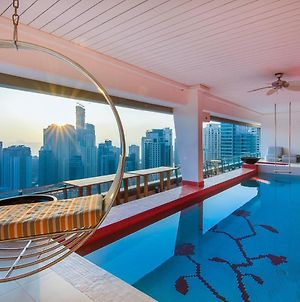 Super Luxurious 4-Bedroom Penthouse With Private Pool & Private Butler photos Exterior