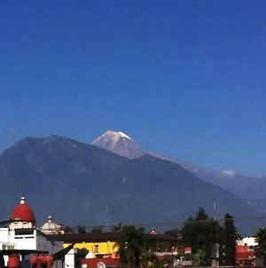 House With View To The Magic Orizaba People photos Exterior