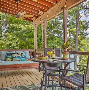 Dreamy Lakefront Studio With Dock, Fire Pit And Kayak! photos Exterior