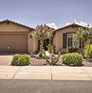 Back Yard Oasis With Heated Pool In Queen Creek photos Exterior