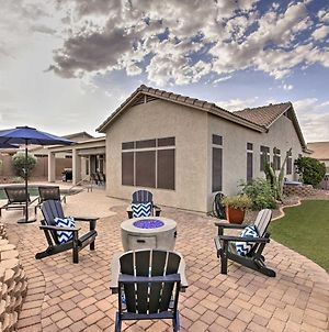 Estrella Mtn Home With Fire Pit And Outdoor Oasis photos Exterior