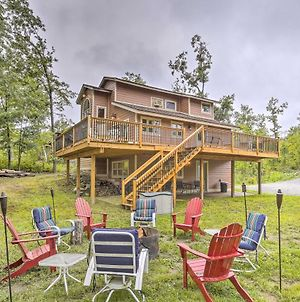Serene Long Lake Cabin With Deck And Fire Pit! photos Exterior