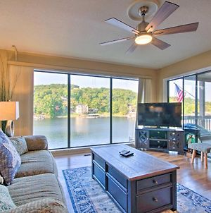 Lakefront Osage Beach Condo With Community Pool photos Exterior