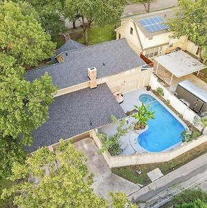 Texan Oasis With Private Pool And Cinema Dallas photos Exterior