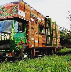 Glamp In Style In An Unique Horsebox Home photos Exterior