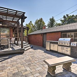 Luxe Home With Backyard Oasis About 1 Mi To Midtown photos Exterior