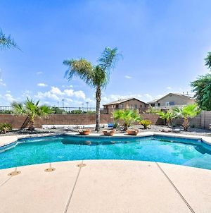 Surprise Oasis With Private Pool And Yard Games! photos Exterior