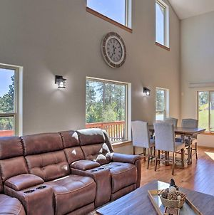 Spacious Lead Cabin With Game Room About 1 Mi Dtwn! photos Exterior
