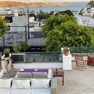 Refreshing House With Shared Terrace Near Sea In The Heart Of Bodrum photos Exterior