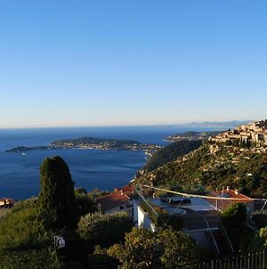 Stunning Penthouse With Panoramic Views Of Eze Village And The French Riviera photos Exterior
