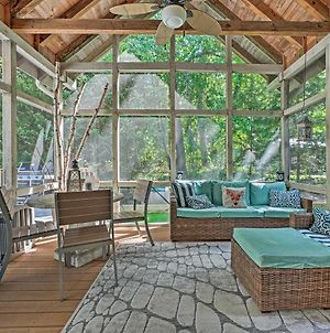 Luxury Family Home With Deck, Swim Spa And Grill! photos Exterior